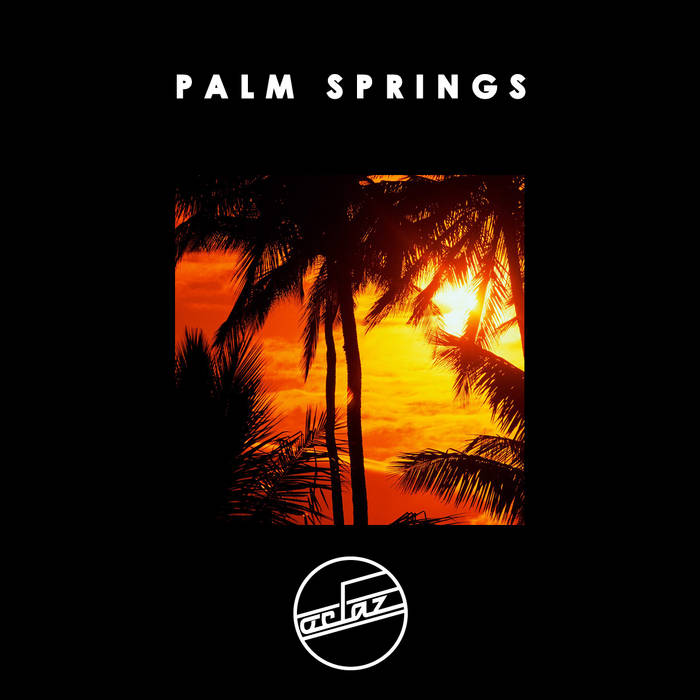 PALM SPRINGS cover art