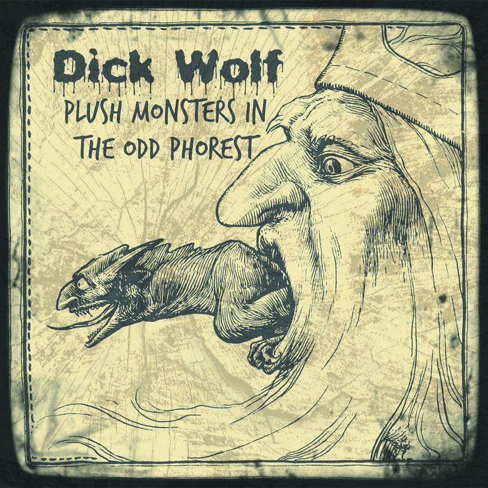 Plush Monsters in the Odd Phorest cover art