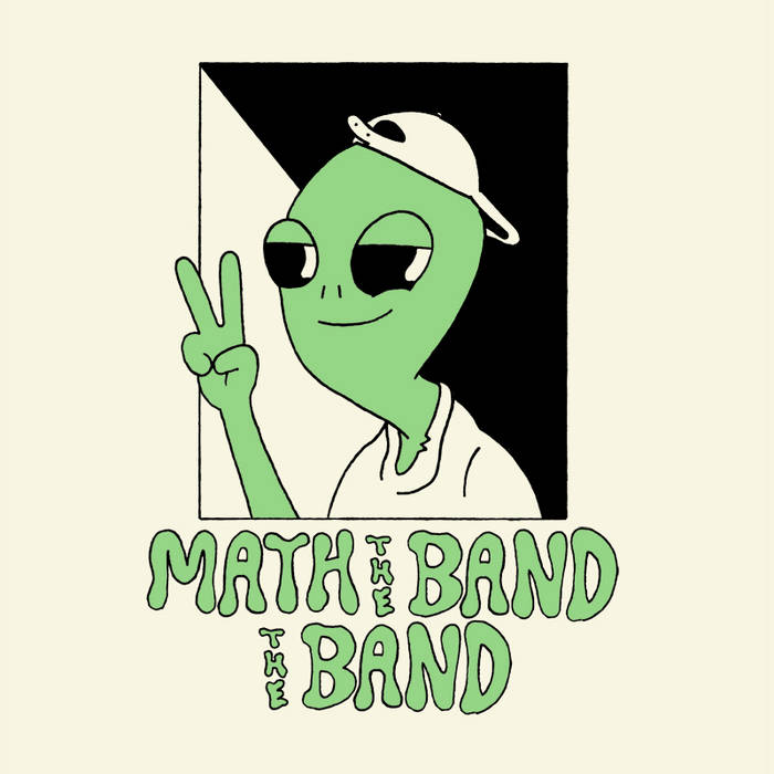 Math the Band the Band cover art