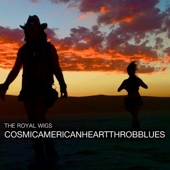 Cosmic American Heartthrob Blues cover art