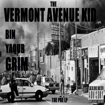 THE VERMONT AVENUE KID (The Pre LP) cover art