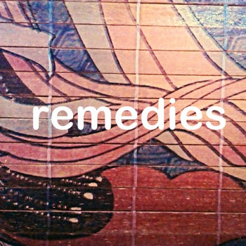 remedies [instrumental mixtape] cover art