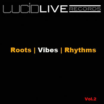 Roots, Vibes & Rhythm Vol.2 cover art