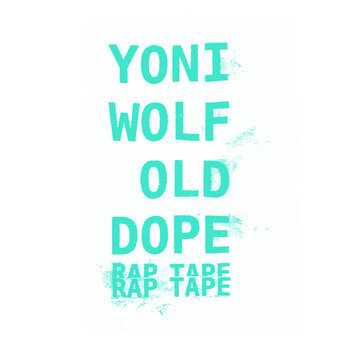 OLD DOPE (RAP TAPE) cover art