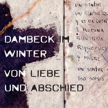 Von Liebe und Abschied cover art