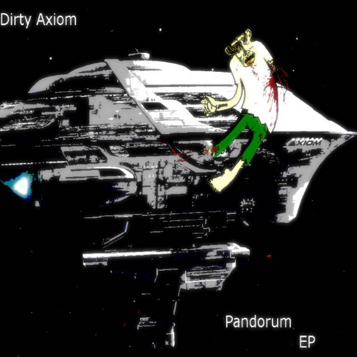 Pandorum EP cover art