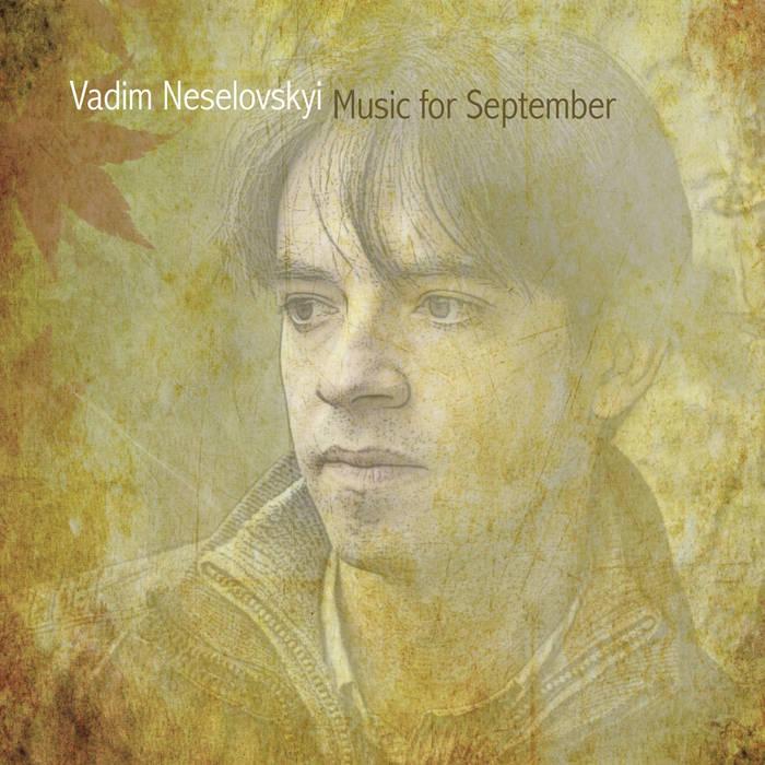 Music for September cover art