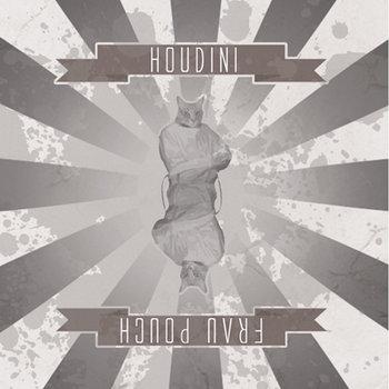 Houdini / Frau Pouch Split EP cover art