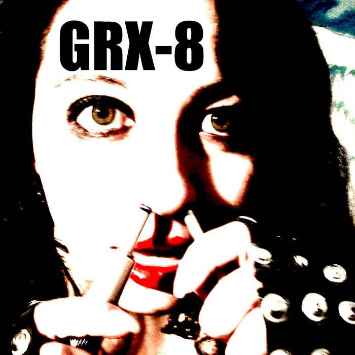 """GRX-8   """"01"""" cover art"""