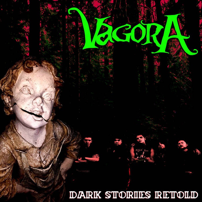 Dark Stories Retold cover art