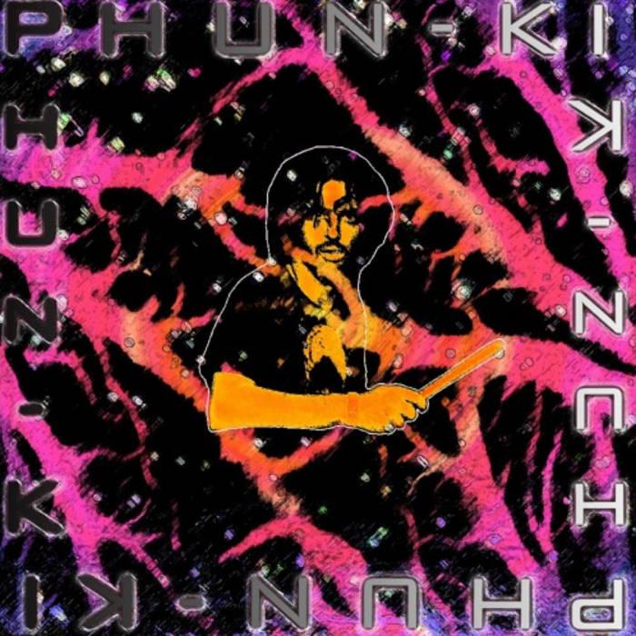 Phun Ki cover art