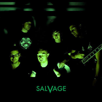 Salvage - Self Titled EP cover art