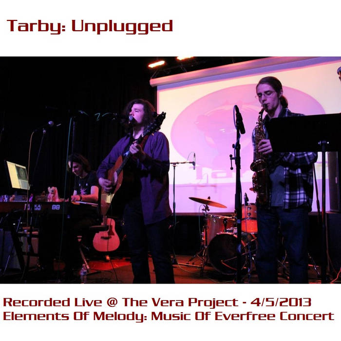 Tarby: Unplugged cover art