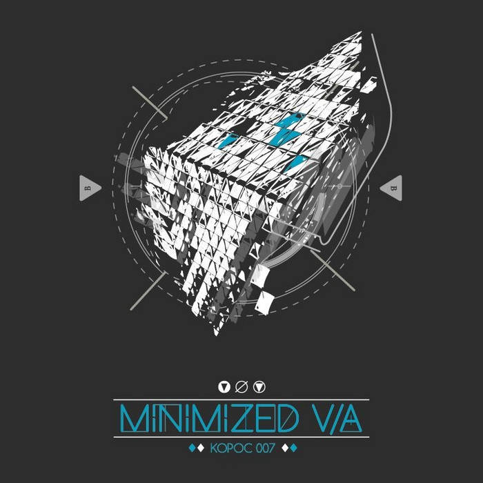 [KPL007] - Minimized EP cover art
