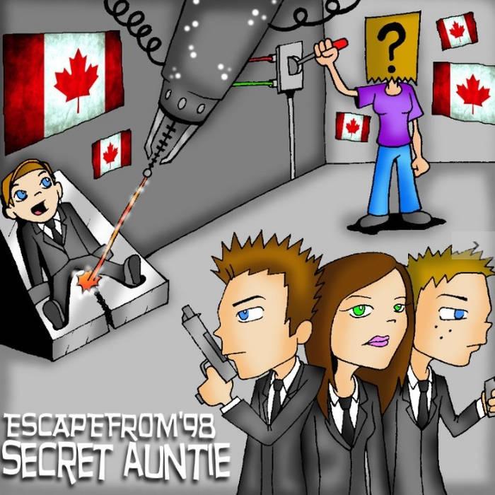 Secret Auntie cover art