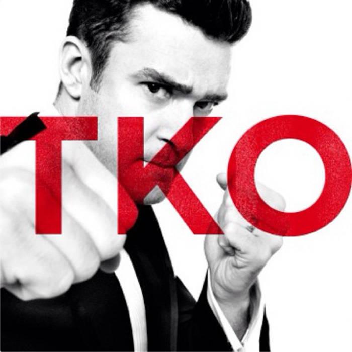 Justin Timberlake - TKO REMIX cover art