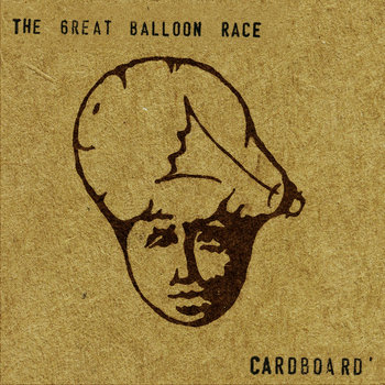 Cardboard cover art