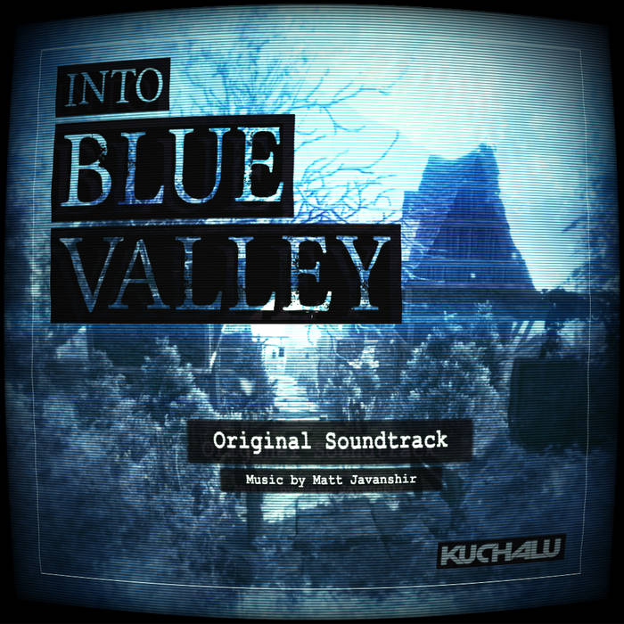 Into Blue Valley OST cover art