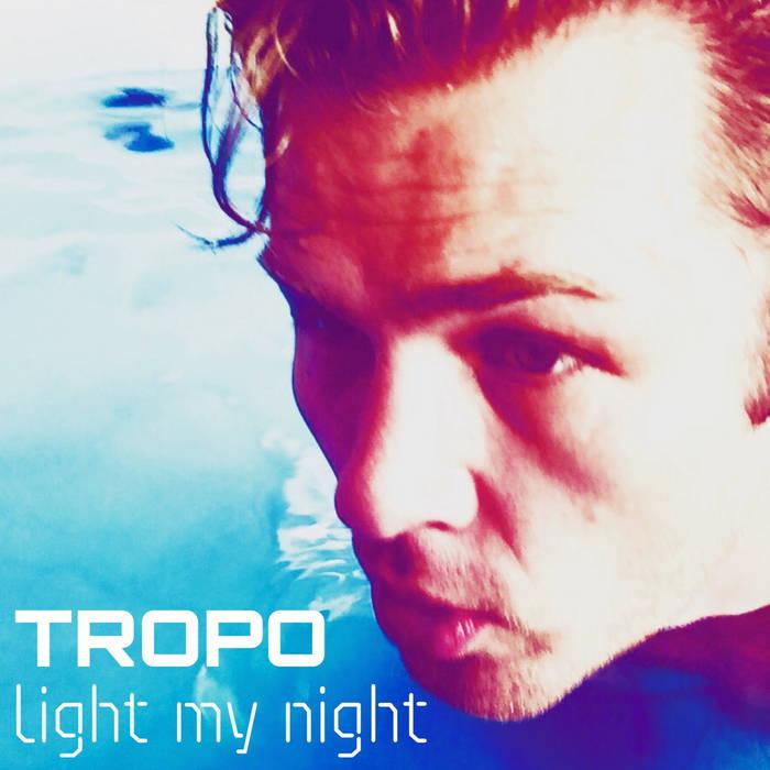 Light My Night: Live Single cover art