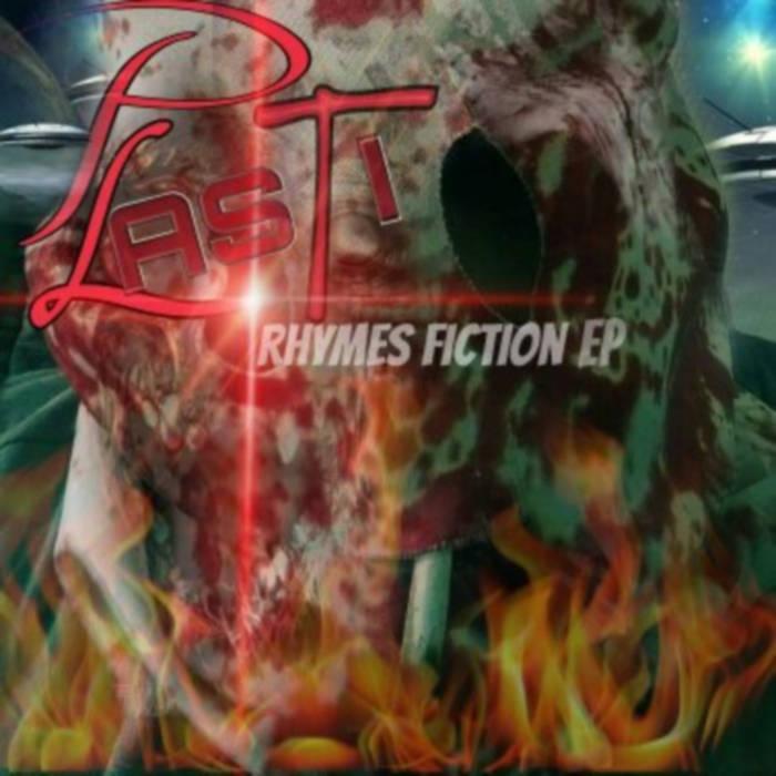 Plasti - RHYMES FICTION EP cover art