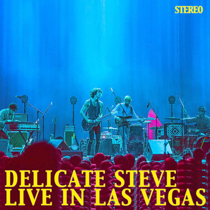 Live in Las Vegas cover art