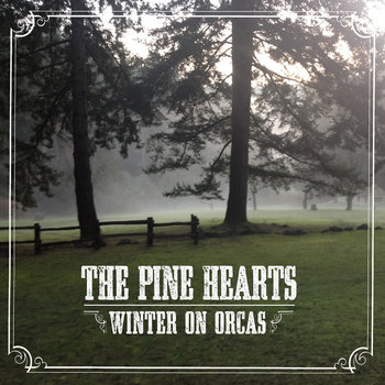 Winter on Orcas cover art