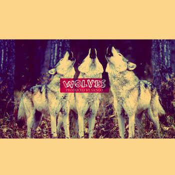 Wolves Prod. by Sango cover art