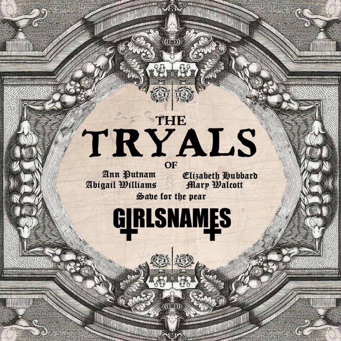 The Tryals cover art