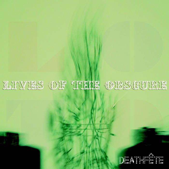 Deathfête EP cover art