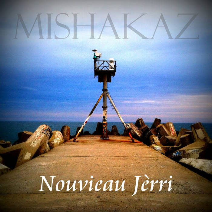 Nouvieau Jèrri cover art