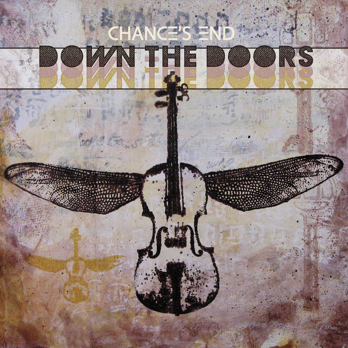 Down The Doors cover art