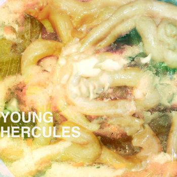 YOUNG HERCULES cover art