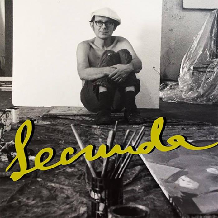 The Secunda Piano Suite cover art