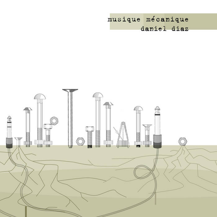 Musique Mecanique cover art