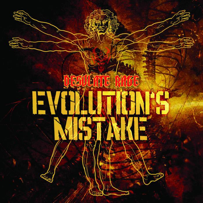EVOLUTION'S MISTAKE cover art