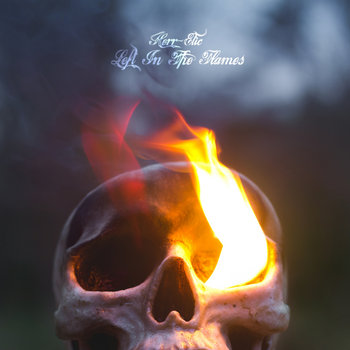 Left In The Flames cover art