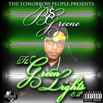The Green Lights EP cover art
