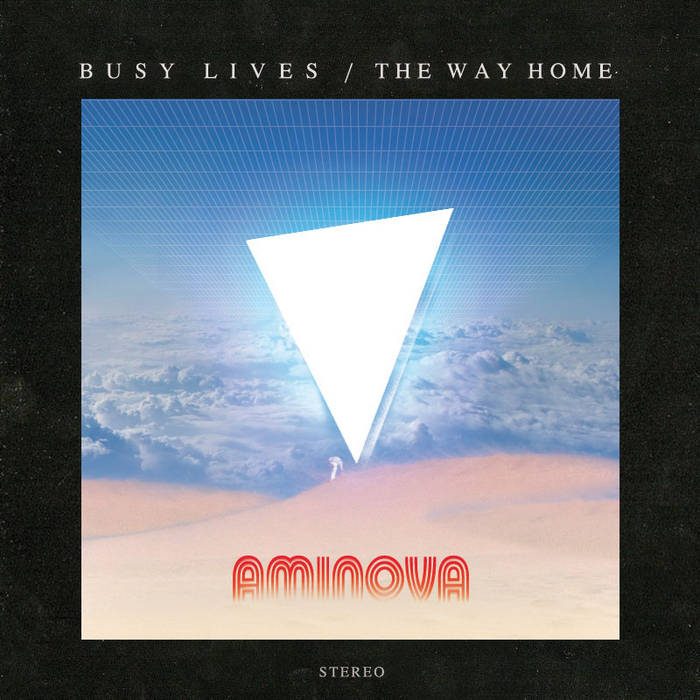 Busy Lives / The Way Home cover art