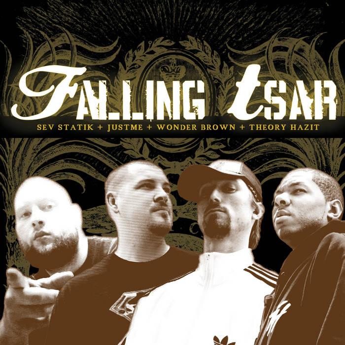 Falling Tsar cover art