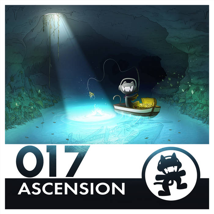 Monstercat 017 - Ascension cover art