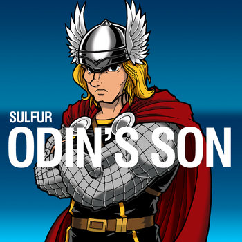 Odin's Son cover art