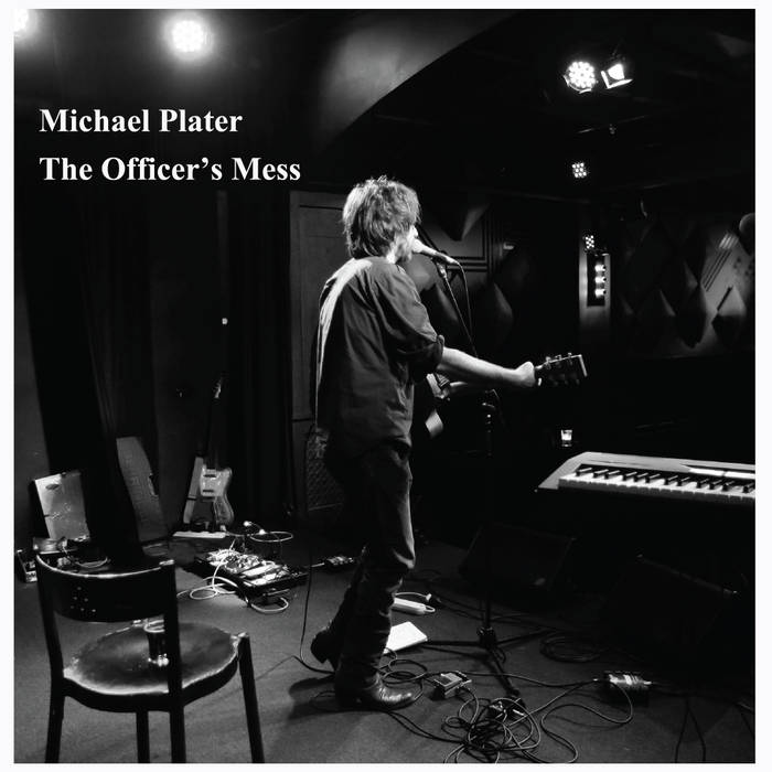 The Officer's Mess cover art