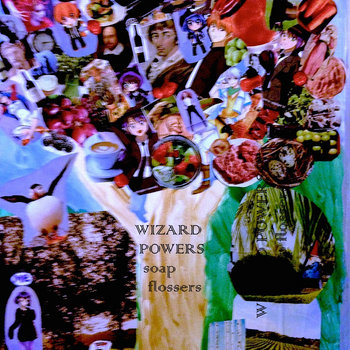 Wizard Powers cover art