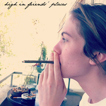High In Friends' Places cover art