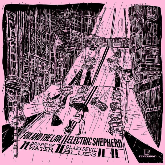 Glass Devil Blues - single cover art