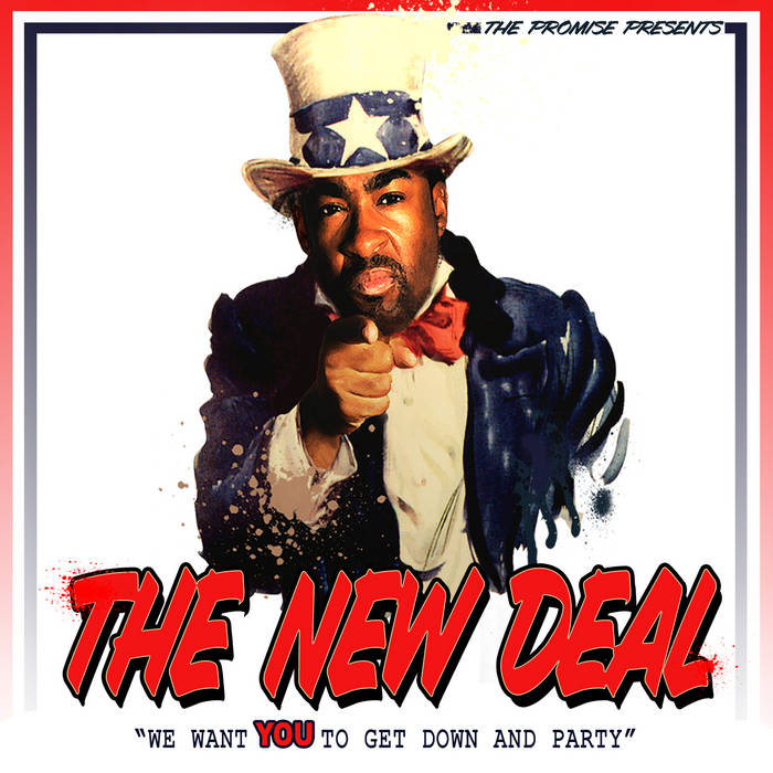 """The Promise """"The New Deal"""" cover art"""