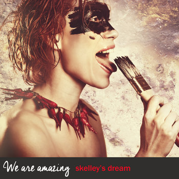 We are amazing cover art