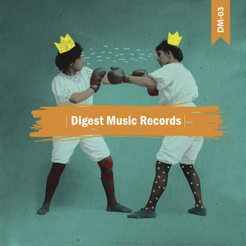 Digest Music Vol. 3 cover art