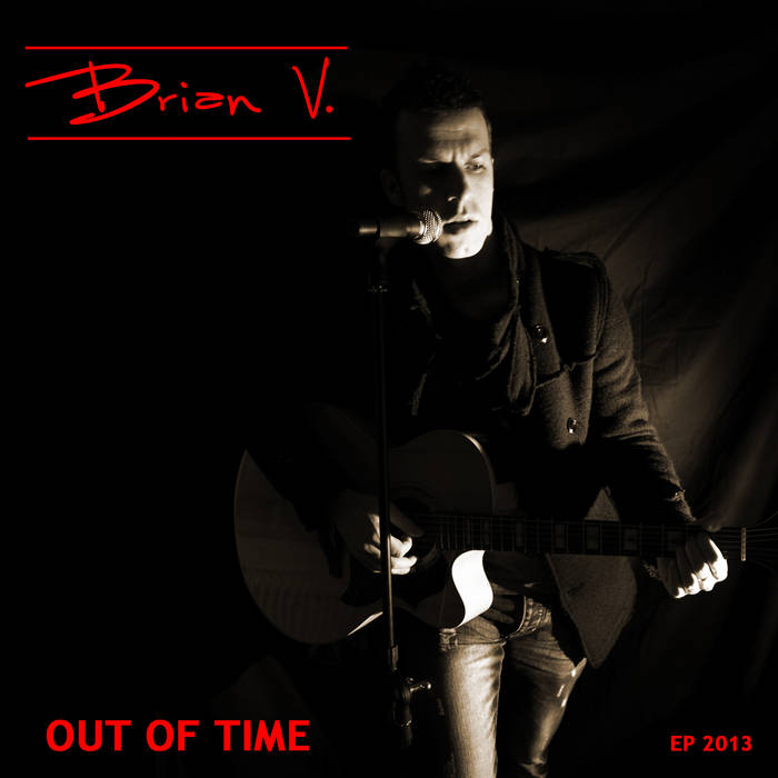 Out of Time - EP 2013 cover art