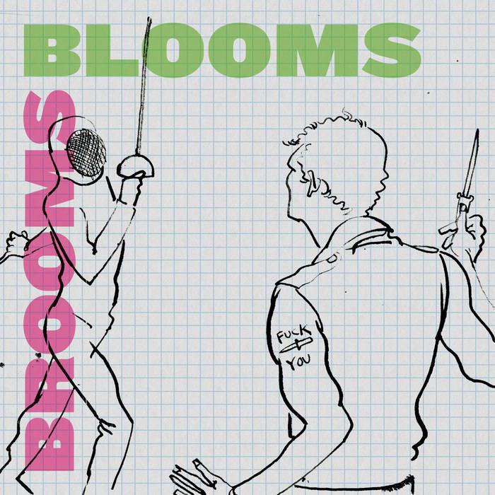 Brooms Blooms cover art